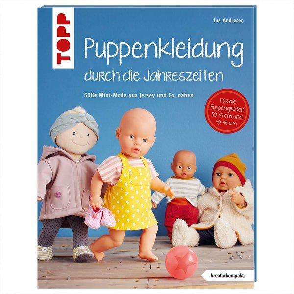 TOPP Puppenkleidung durch die Jahreszeiten