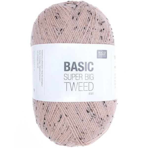 Rico Design Basic Super Big Tweed aran 400g 880m
