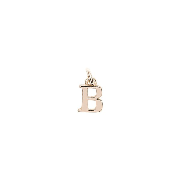 Jewellery Made by Me Anhänger Buchstabe B gold