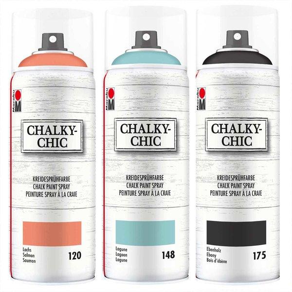Marabu Kreidesprühfarbe Chalky-Chic 400ml