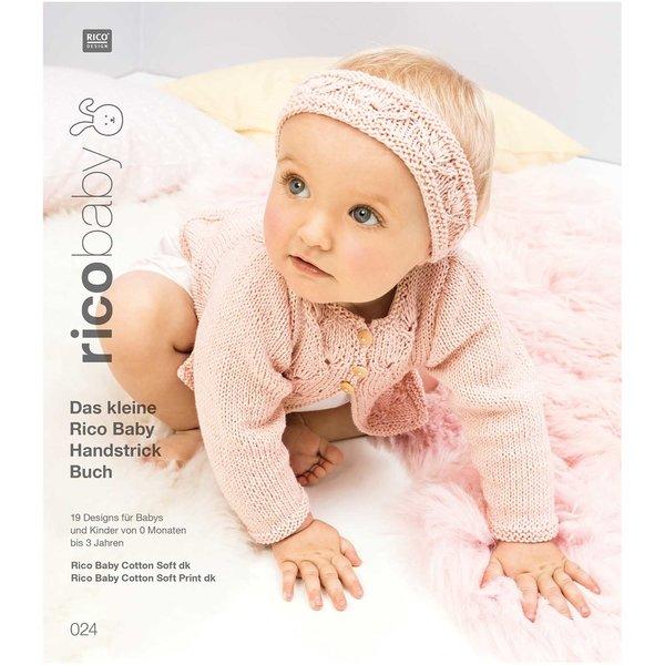Rico Design Baby Heft Nr.24