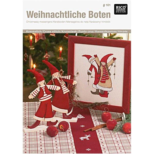 Rico Design Weihnachtliche Boten Nr.101