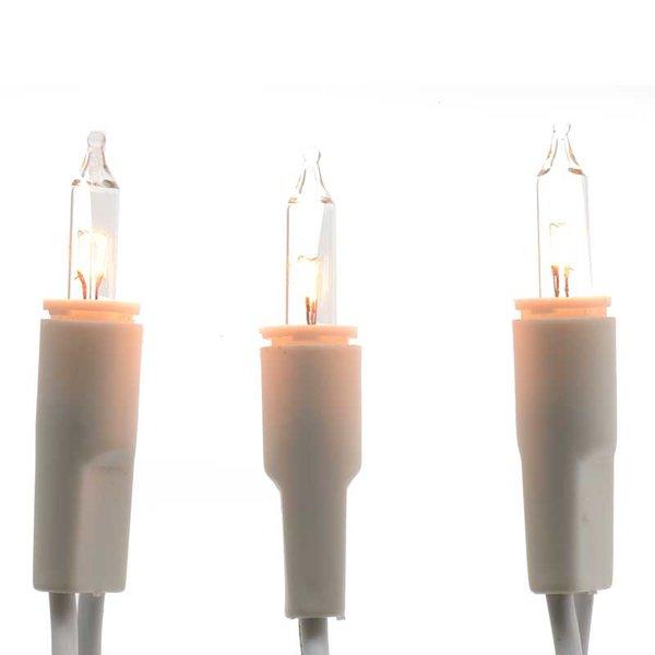 LED-Minilichterkette 20 Lichter warmweiß 3m