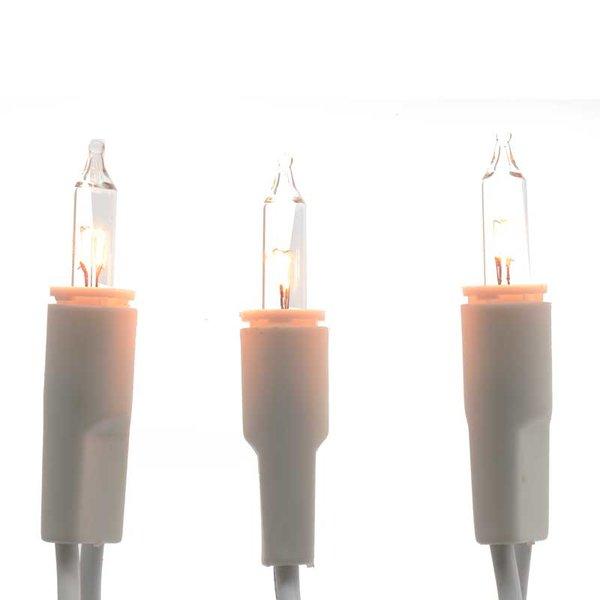LED-Minilichterkette 10 Lichter warmweiß 150cm
