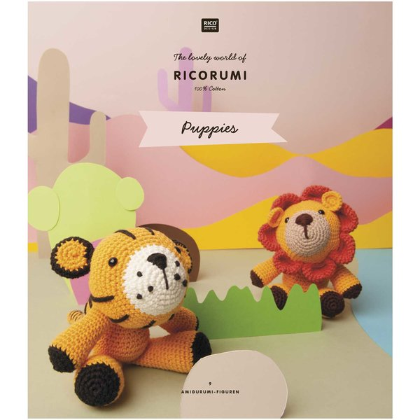Rico Design Ricorumi Puppies