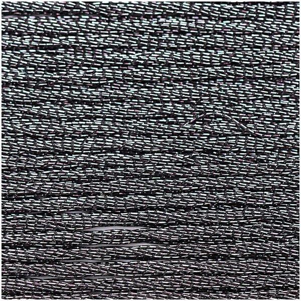 Rico Design Sticktwist Metallic No. 04 anthrazit 40m