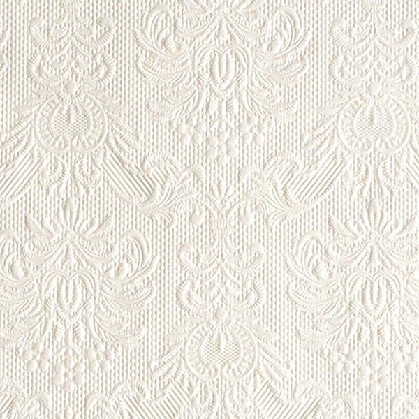 Ambiente Serviette elegance pearl 33x33cm 15 Stück