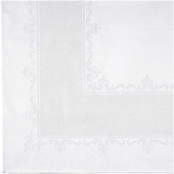 Rico Design Serviette weiß 45x45cm
