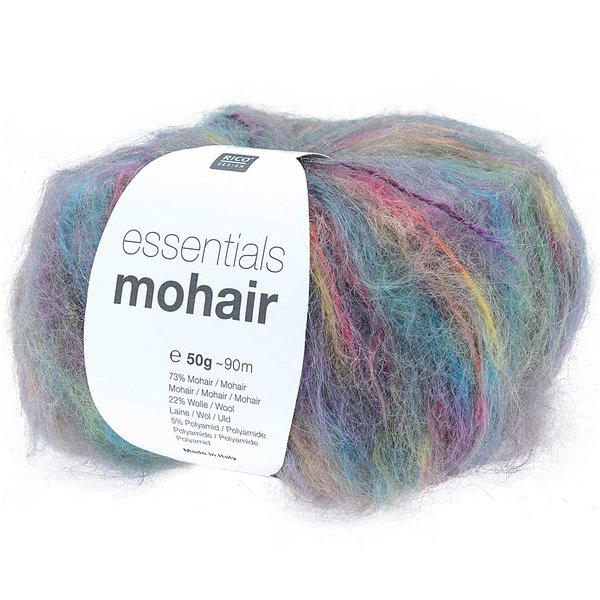 Rico Design Essentials Mohair Print 50g 90m
