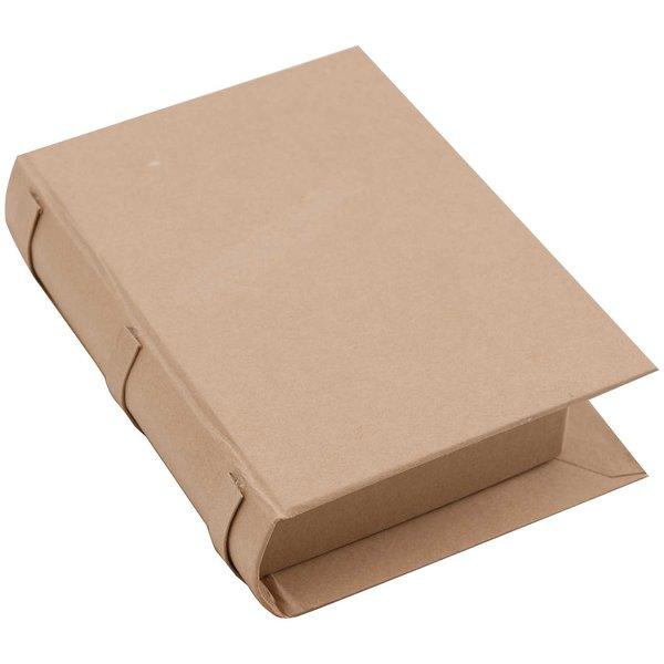 Rico Design Buchbox natur 22,5x18x6cm