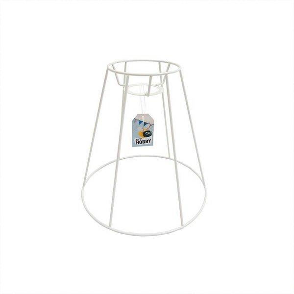 Rico Design Lampenschirm konisch 10x20x20cm