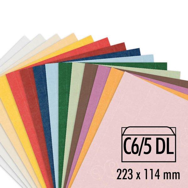 Artoz Kuvert Serie 1001 C6/5 100g/m² 5 Stück