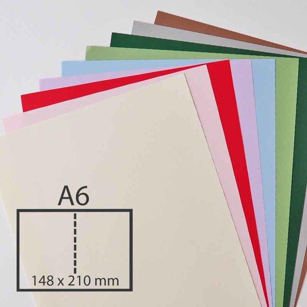 Rico Design Klappkarte Essentials A6 5 Stück