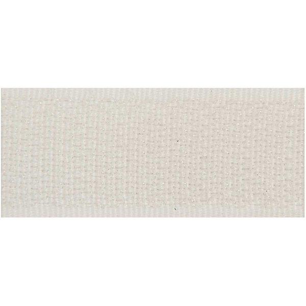 Rico Design Klettband selbstklebend weiß 50cm