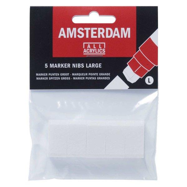 AMSTERDAM Marker Spitzen klein für 15mmMarker