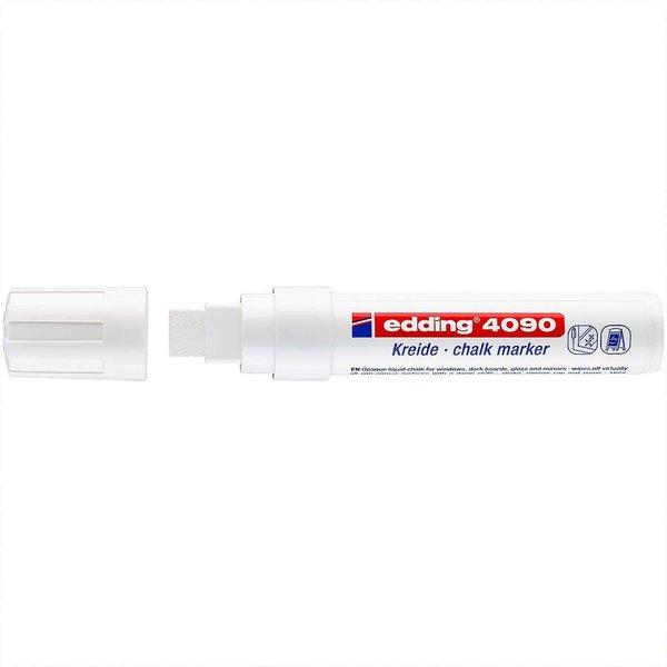 edding 4090 Kreidemarker weiß 4-15mm