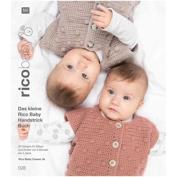 Rico Design Baby Heft Nr.28