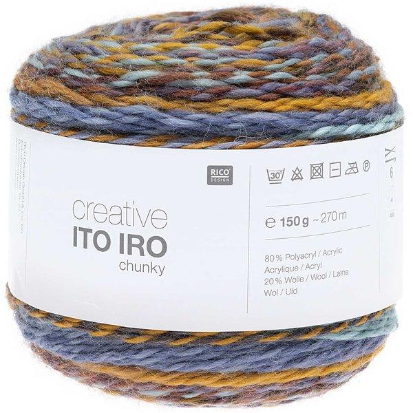 Rico Design Creative Ito Iro Chunky 150g 270m