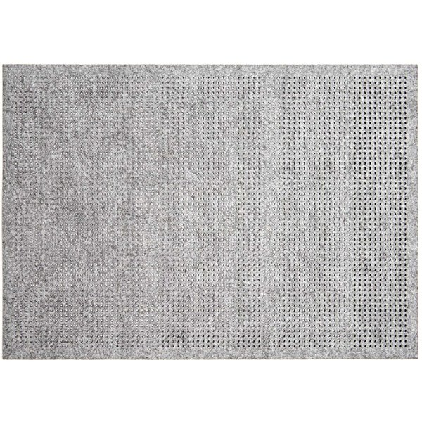 Rico Design Platzset zum Besticken grau 49,5x35cm