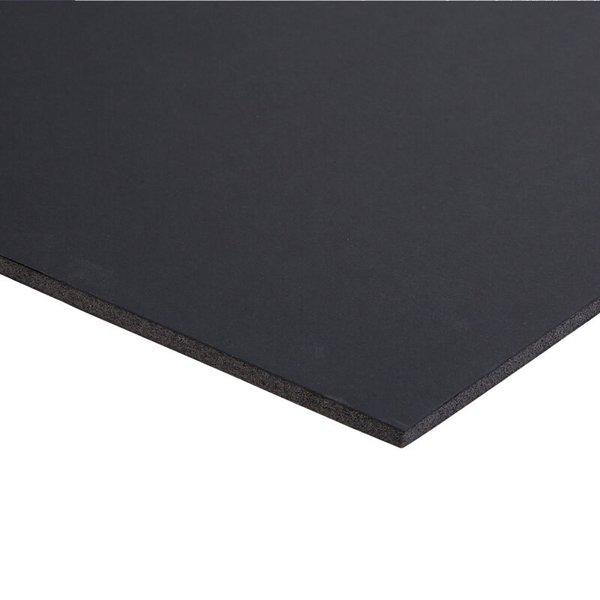ColArt Foamboard schwarz A4 5mm