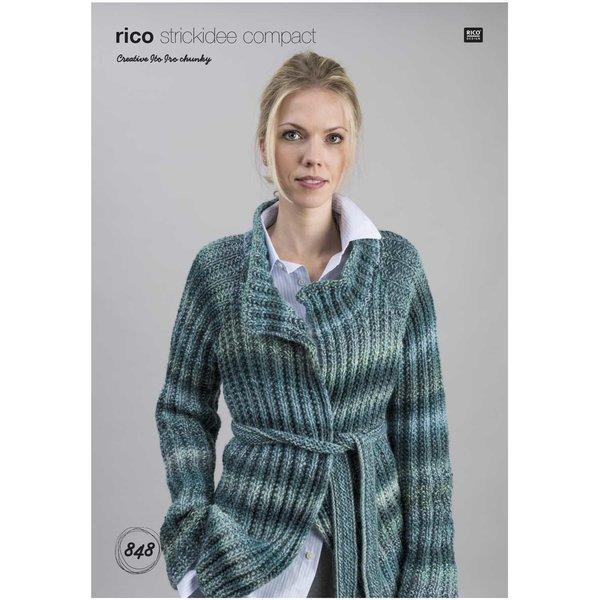 Rico Design Strickidee compact Nr.848 Creative Ito Iro Chunky