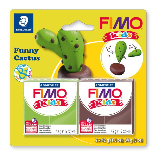 Staedtler FIMO kids Funny Cactus
