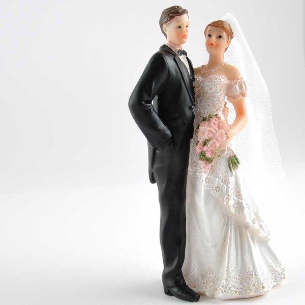 Brautpaar lässig 17,6cm