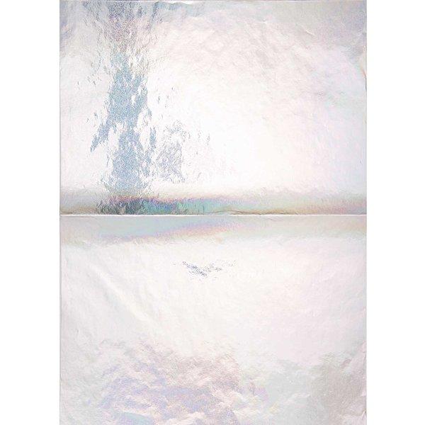 Rico Design Paper Patch Papier irisierend 30x42cm Hot Foil