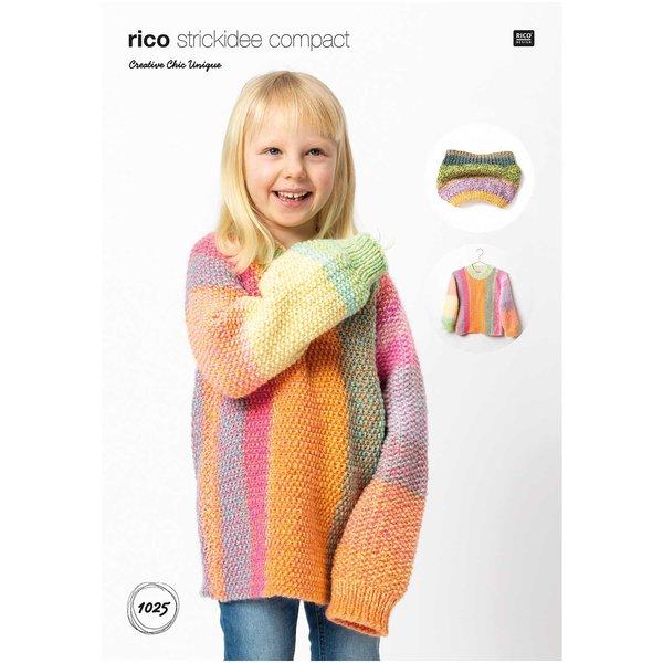 Rico Design Strickidee Compact Nr.1025