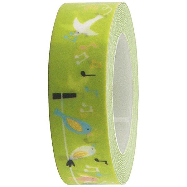 Rico Design Tape Vögel 15mm 10m