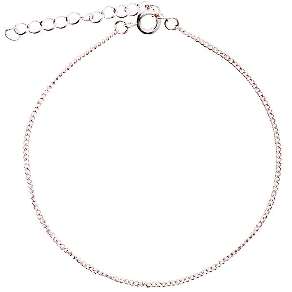 Mix it Up - Jewellery Gliederarmband silber 17cm