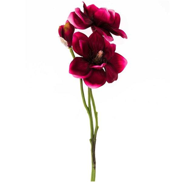 Anemonenzweig pink 41cm