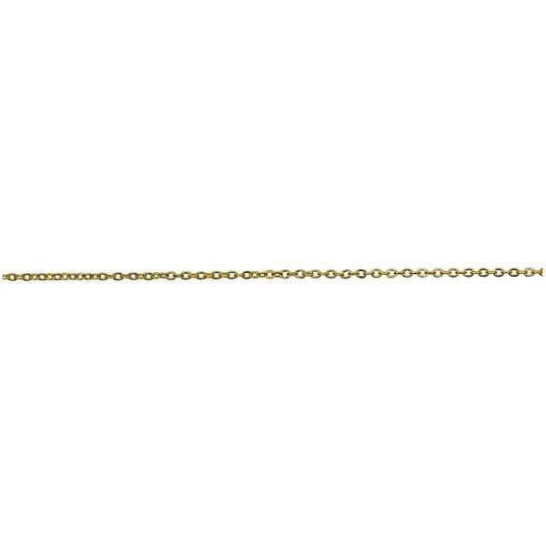 Jewellery Made by Me Gliederkette fein gold 1,5mm 1m