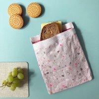 Anleitung Zero Waste Brotbeutel