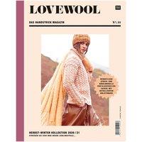 Rico Design Lovewool Nr.11 Handstrickmagazin Herbst-Winter