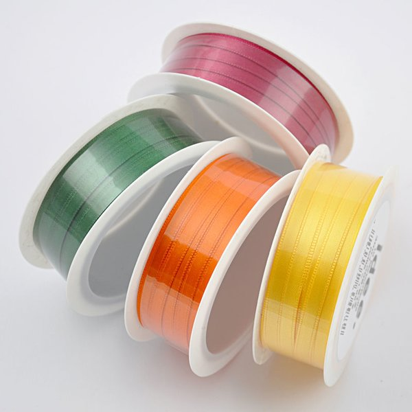 Satinband 6mm 10m