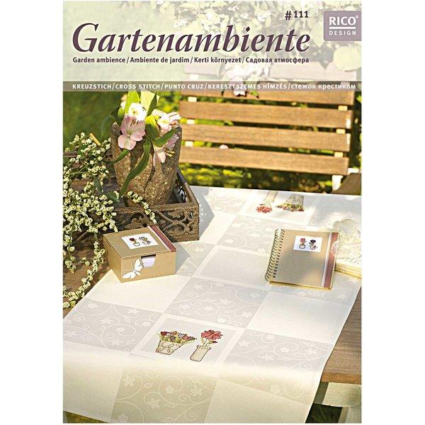 Rico Design Gartenambiente Nr.111