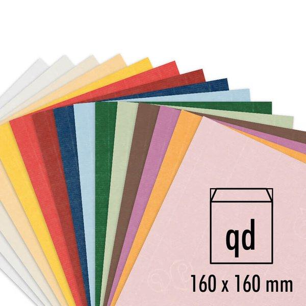 Artoz Kuvert Serie 1001 100g/m² 5 Stück quadratisch
