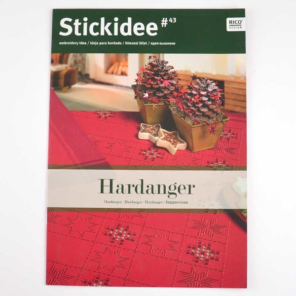 Rico Design Stick-Idee Nr.43