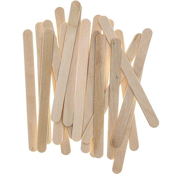 Rico Design Holzstäbchen natur 11,5cm 70 Stück