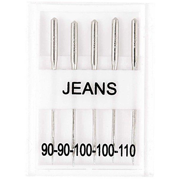 Rico Design Nähmaschinennadeln Jeans 5 Stück