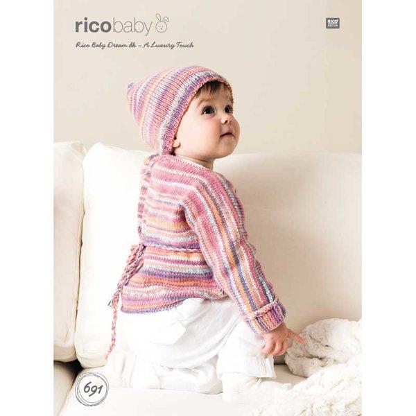 Rico Design Strickidee compact Nr.691 Baby Dream dk