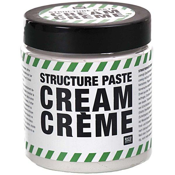 Rico Design Strukturpaste Creme 390g