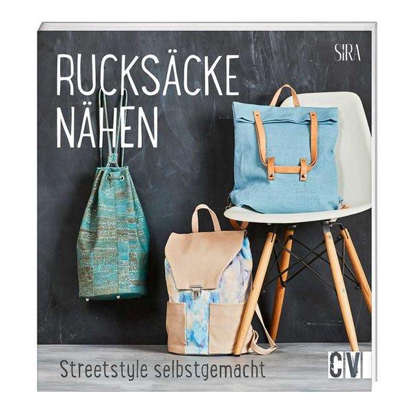 Christophorus Verlag Rucksäcke nähen
