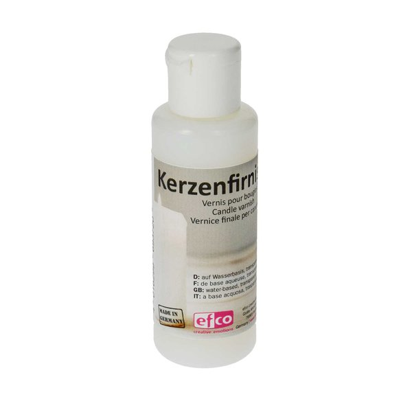 efco Kerzenfirnis 50ml