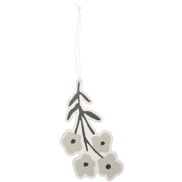 Ohhh! Lovely! Holzhänger Blume mint 1 Stück