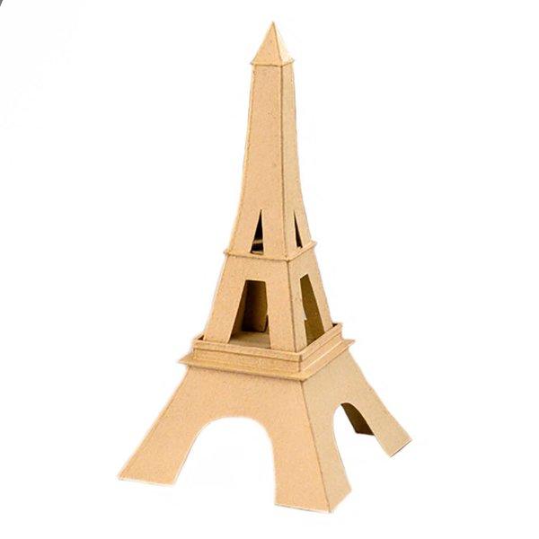efco Pappmaché Eiffelturm 17,5x17,5x35cm