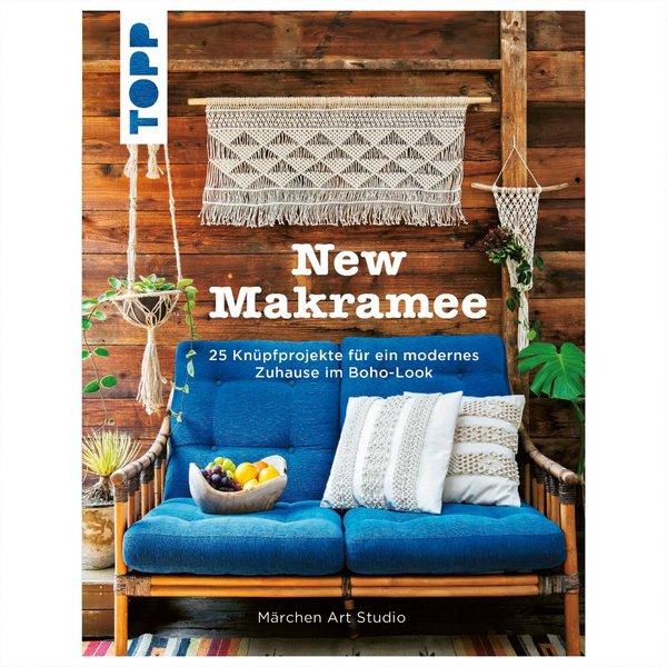 TOPP New Makramee - 25 Knüpfprojekte