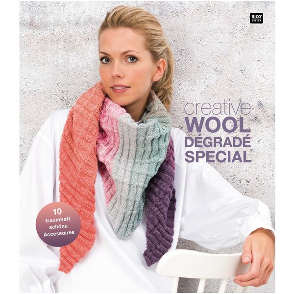 Rico Design Publikation Wool Dégradé Special