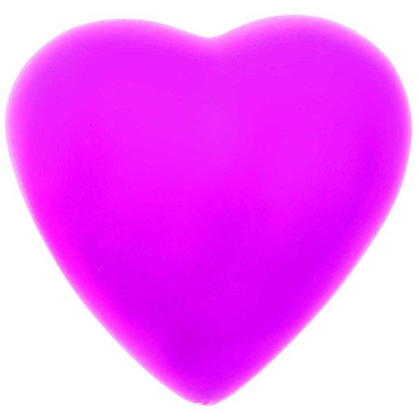 LED-Herz pink 10x4cm